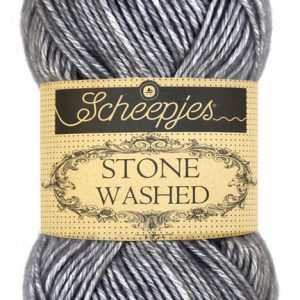 Scheepjes Stone Washed - 802 -Smokey Quartz