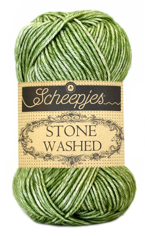 Scheepjes Stone Washed - 806 - Canada Jade