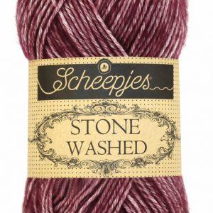 Scheepjes Stone Washed - 810 - Garnet