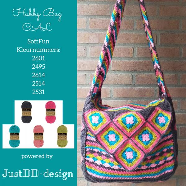 Softfun pakket met kleuren van Colour Crafter